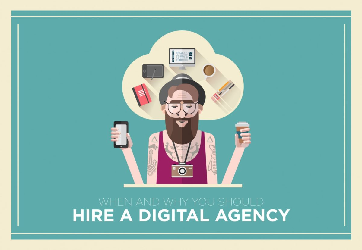 When should you hire a digital agency (and why)?